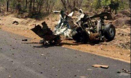 Naxal attack, 15 young martyrs