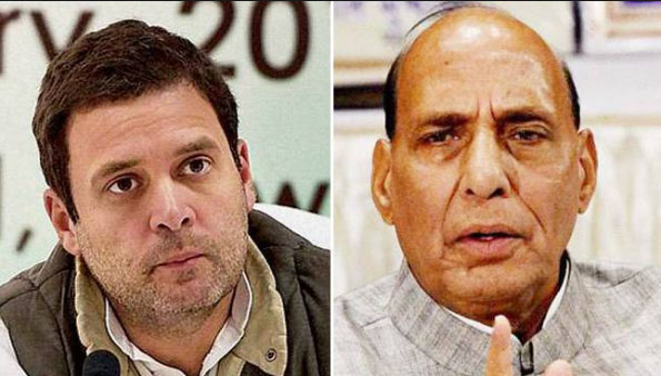Polling for fifth phase on Monday, in Rahul, Sonia, Rajnath ground