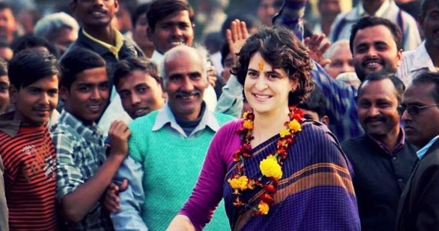Priyanka Gandhi, Election, Campaign, Haryana