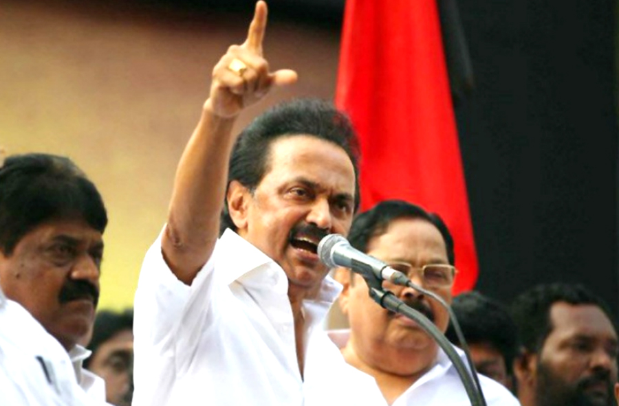 Stalin said - this country is not just Hindi speaking states