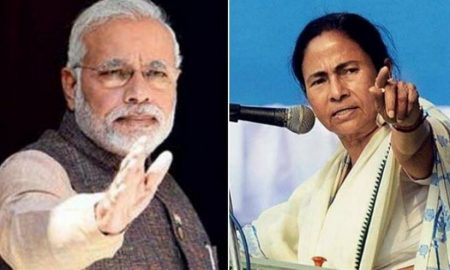 Mamata's stronghold of BJP in