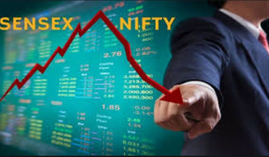 Sensex 140 points and Nifty 29 points up