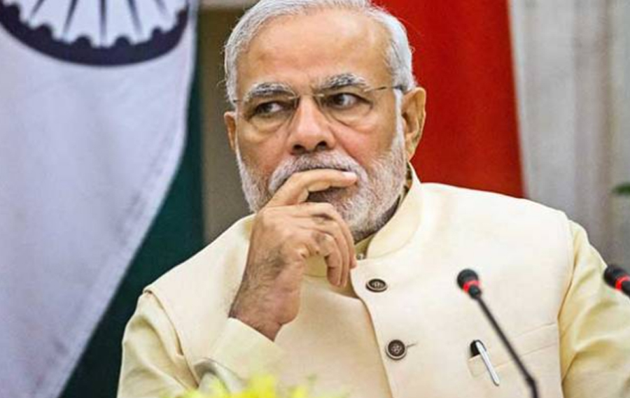 Complaint in the commission of Modi's