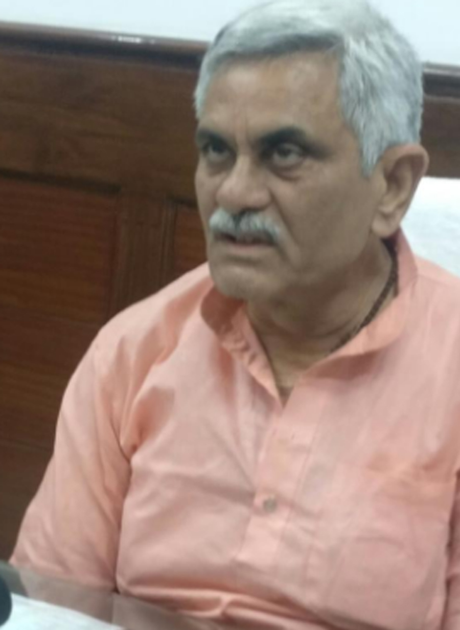 Manish Grover ban on cooperative minister
