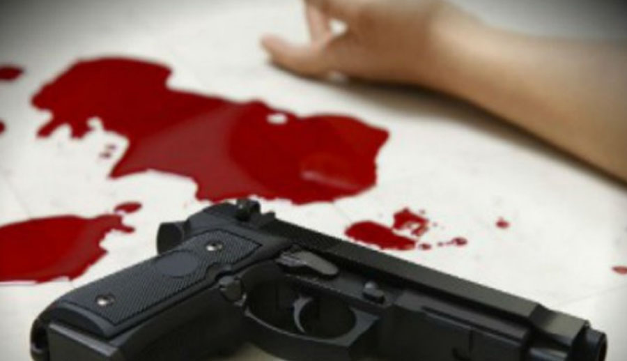 shot dead to deputy manager