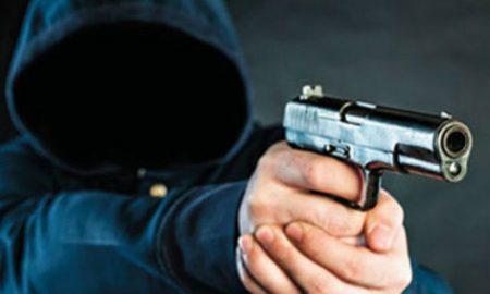 shot dead in a petrol pump
