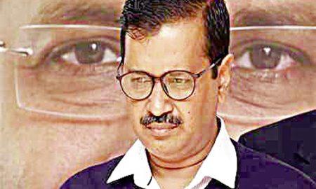 Delhi's CM Arvind Kejriwal