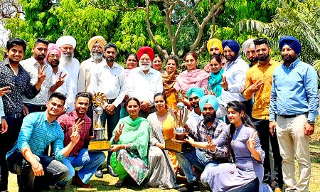 Yadvinder Singh Trophy for the sixth time