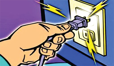 SDM ho arrest, electric department: take claim