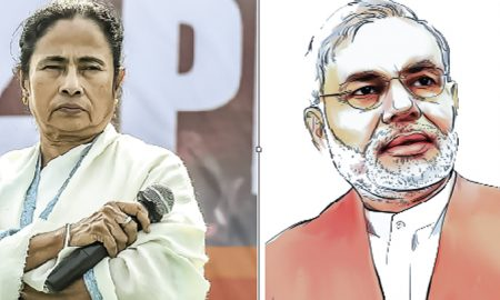 Undemocratic behavior of Mamta