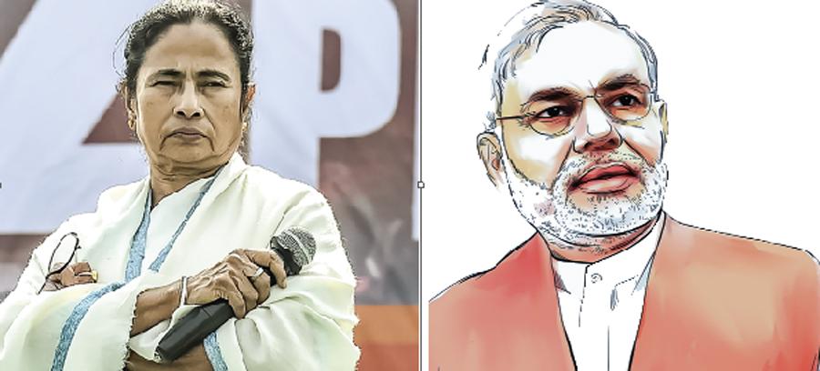 Undemocratic behavior of Mamta