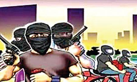 Firing on witnesses of Lakhkasinh assassination