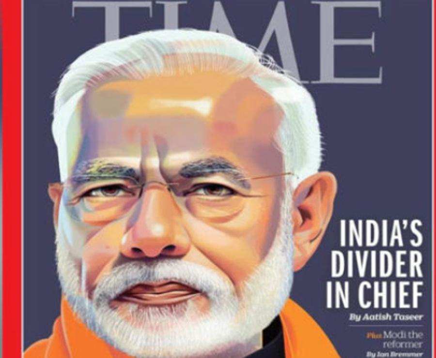 Narendra Modi - 'India's dividend chief'