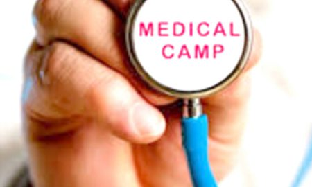Free Blood Checking & Treatment Camp 8 august