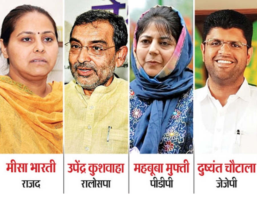 Lok Sabha elections: 8 parties that won last time seats could not open account
