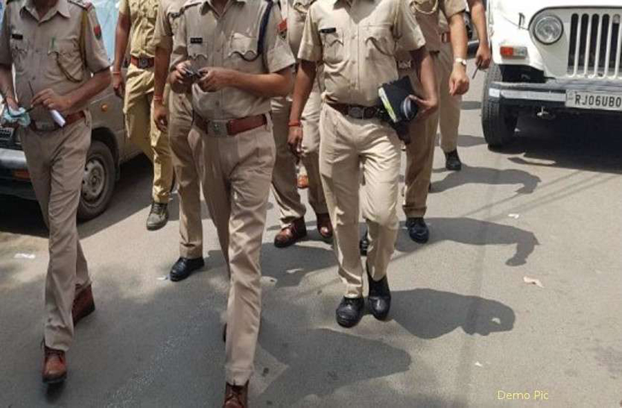 Police went to Haryana to catch fugitives
