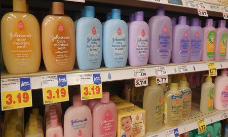 Johnson & Johnson, Baby, Shampoo, Ban