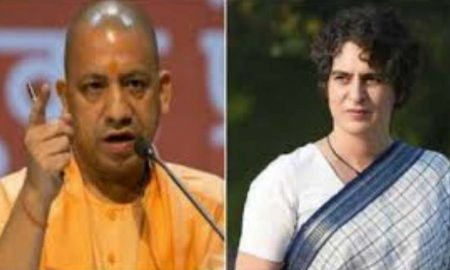 Priyanka Gandhi charged BJP