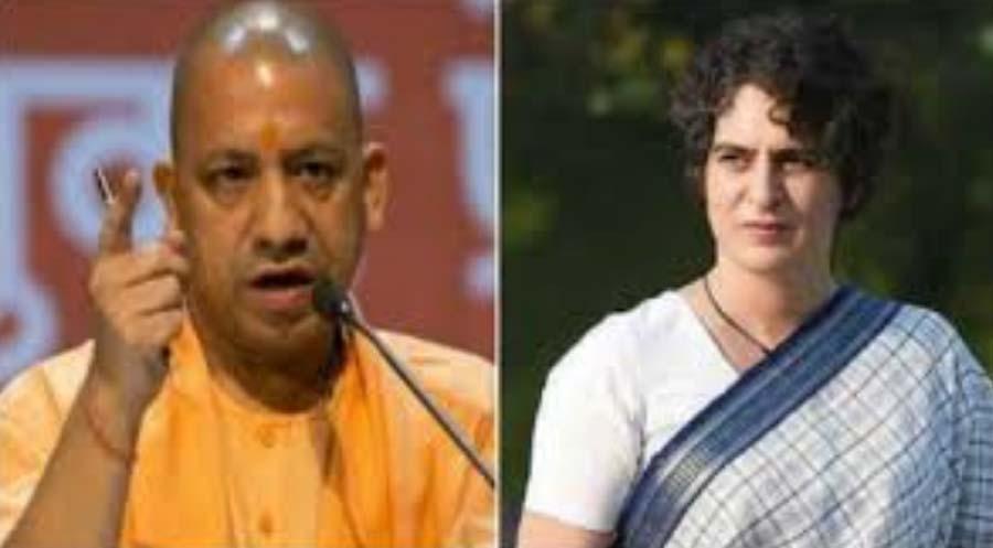 Priyanka Gandhi charged BJP