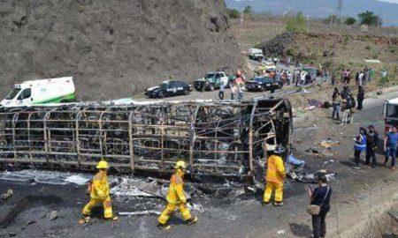 17 dead in Dubai road accident