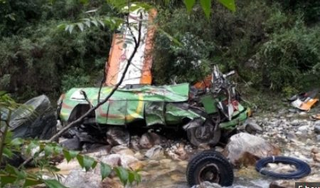 44 killed in Kullu bus accident