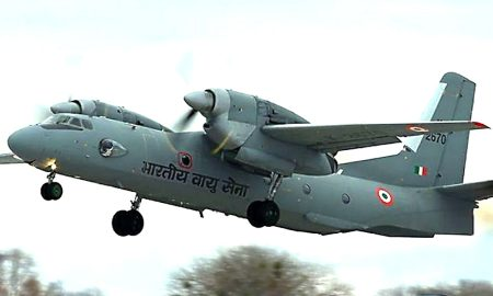 AN-32: Armies engaged in search of missing aircraft