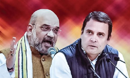 BJP-Congress: Who is the next president?