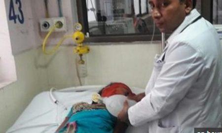 Bihar: 23 children die from foil fever