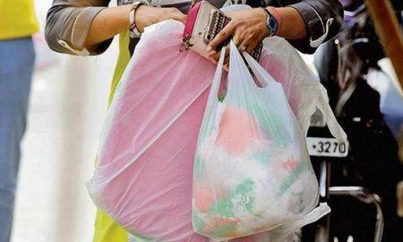 Campaign against plastic: seized 4000 kg plastic bags