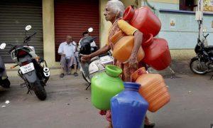 Chennai, Water, Crisis