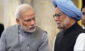 Chief Ministers of Congress ruled states meeting with Manmohan