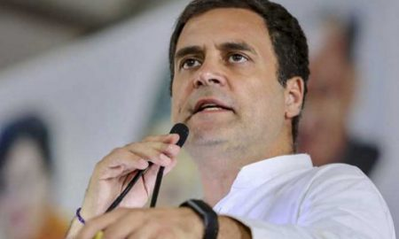 Congress President Rahul Gandhi's big action