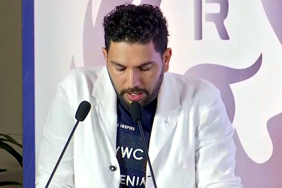 Declaration: Yuvraj retired from international cricket