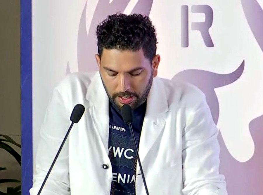 Declaration: Yuvraj retired from international cricket