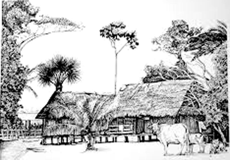Deteriorating nature of villages
