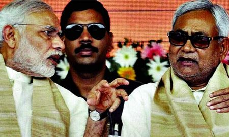 Expansion of Nitish Cabinet, BJP not released