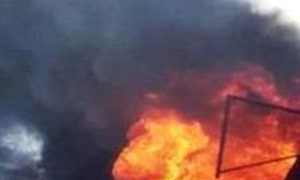 Foam factory fire in Ambala, loss of millions