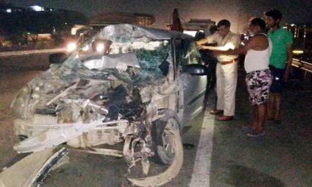 Four dead in two road accidents