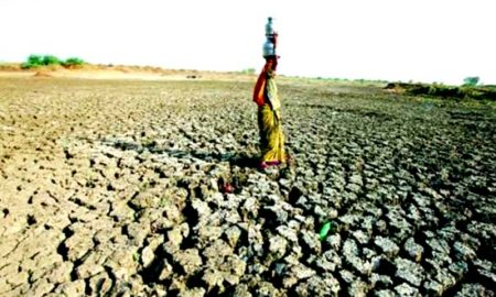 Ground water level and water harvesting are a serious problem
