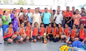 Hanumangarh's daughters win titles titled