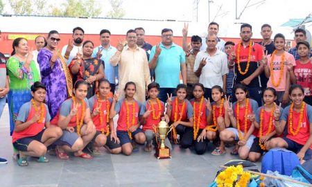 Hanumangarh's daughters win titles titled