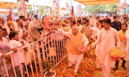 Haryana: 20 thousand posts to be filled in three months