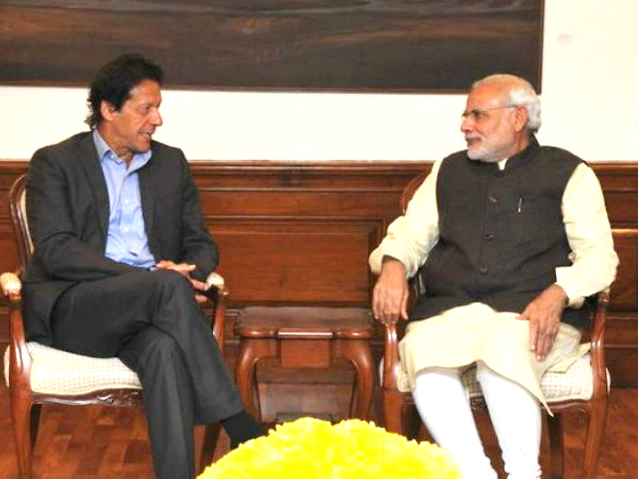 Imran wrote a letter to Modi he said all the disputes including Kashmir are to be resolved.