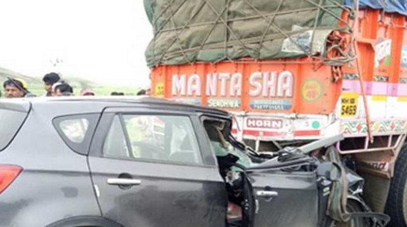 Kullu burst into family car truck returning home, including two women killed