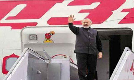Modi will not use Pakistan's airspace