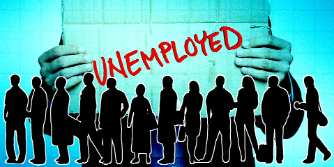 Now change the horrific picture of unemployment