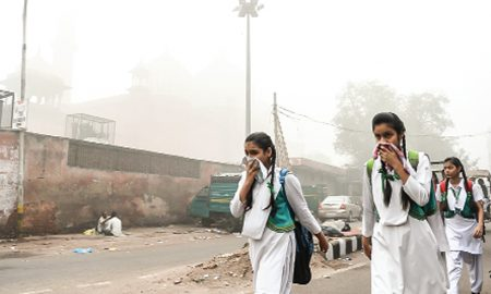 Silent killer made pollution, now wake up government