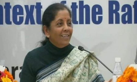 State and Center together work: Sitharaman