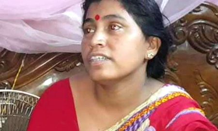 The murder of the BJP worker: The wife said that about 500 people of Trinamool came and shot her husband