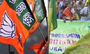Threat to BJP-IPFT alliance in Tripura